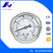 "HF Stainless Steel Oil Filled Manometer Hydraulic 30""inHg-0-150psi -1-0-10bar Water Gas Pressure Gauge"